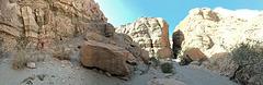 Calcite Mine Slot Canyon Hike (0664)