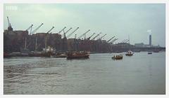 Bermondsey waterfront 1965