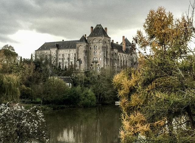 l'abbaye de Solesmes : l'intemporelle...