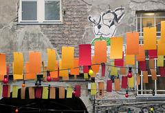 Berlin: In den Hackeschen Höfen (3 x 3 PiP)