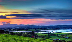 Early evening - Waterford, Ireland.
