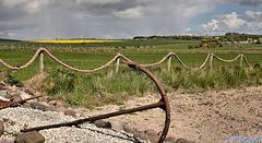 HFF  - Scottish rope fence