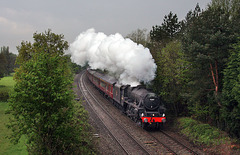Steam on the Cheshire Lines
