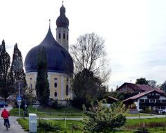 Westerndorf - St. Johann Baptist und Heilig Kreuz