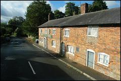 White Hart cottages
