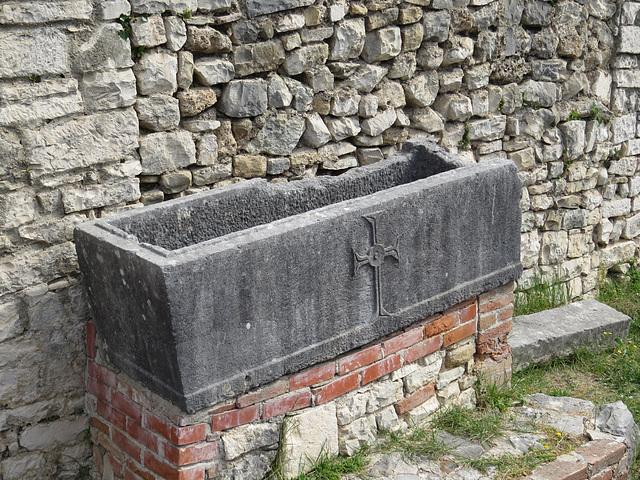 Manastirine : sarcophage, 1