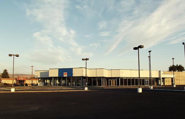 Empty auto sales