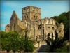 Abbaye de Hambye ..!