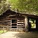 Maison d'antan des Apalaches.