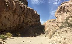 Calcite Mine Slot Canyon Hike (0673)
