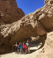 Calcite Mine Slot Canyon Hike (0674)
