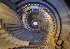 Paul Piché : L'Escalier