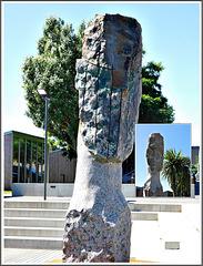 Sculptures de Denis Monfleur à Plouer sur Rance (22)