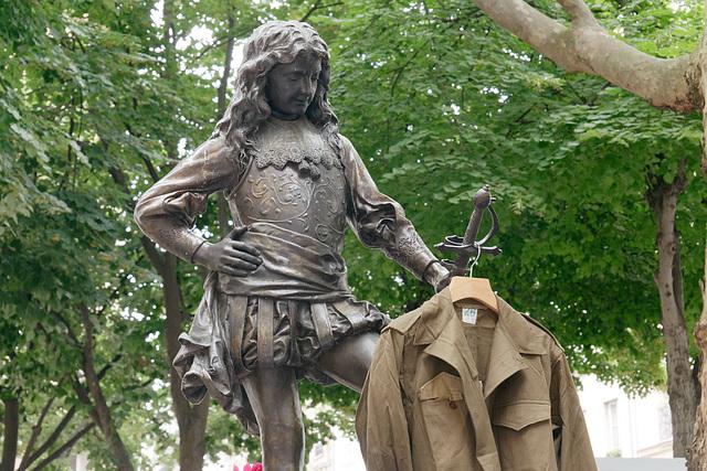 Le jeune Henri de La Tour d'Auvergne, dit Turenne