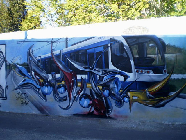 Almada's tram.