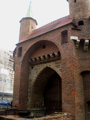 Barbican Gate.