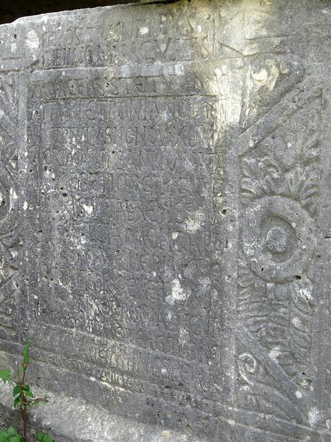Manastirine : CIL III, 9610 = IlJug. III, 2412.