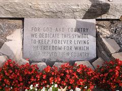 La guerre qui tue / War memorial