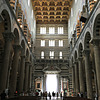 Interno del Duomo di Pisa.