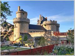 Le château des Ducs d'Alençon