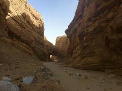 Calcite Mine Slot Canyon Hike (0680)