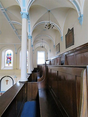 guy's hospital chapel, southwark, london