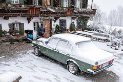 Austrias's most famous car