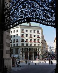 Wien / Vienna, Hofburg, Michaelertor