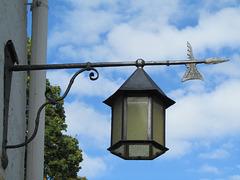 Alte Laterne - vieille lanterne