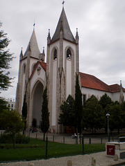 Church of Santo Condestável.