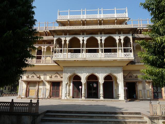 Jaipur City Palace- Mubarak Mahal