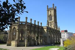 st luke's church, liverpool