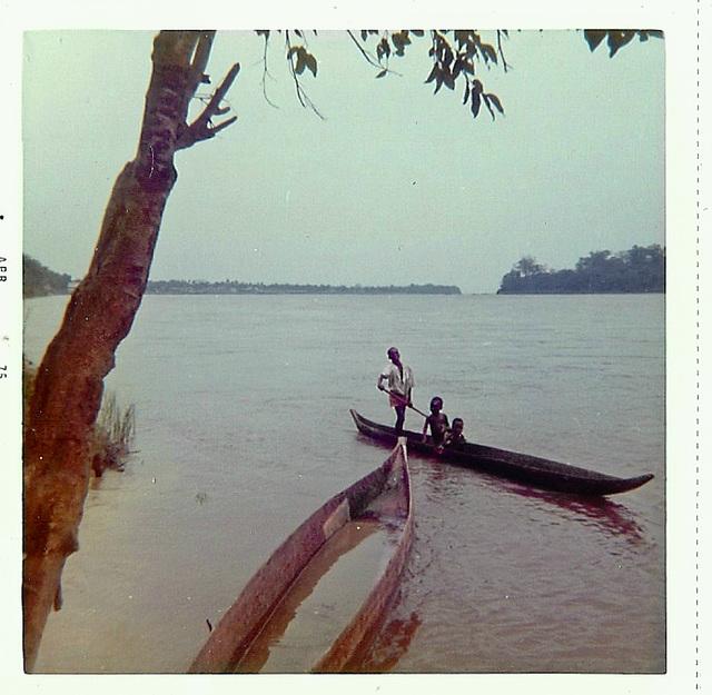 Bandundu, Zaire, 1975