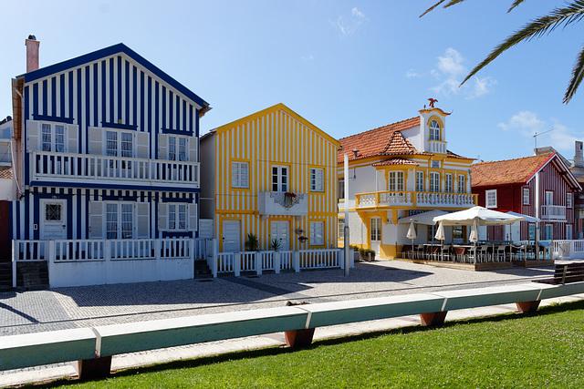 Costa Nova, Ílhavo, Portugal