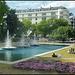 Cumberland Gate fountains