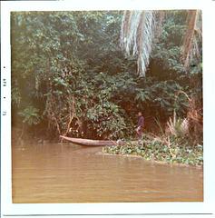 Near Bandundu, Zaire, 1975