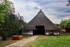 Schwerin-Mueß, Museums-Bauernhof