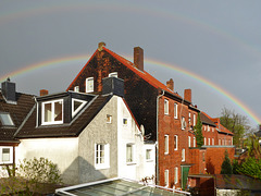 Regenbogen x2