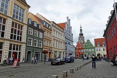 Greifswald - zwischen Markt und Fischmarkt (© Buelipix)
