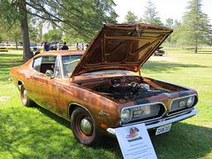 1969 Plymouth Cuda 383