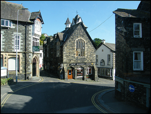Ambleside Market Hall
