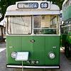 Lisbon 2018 – Museu da Carris – 1967 Daimler bus