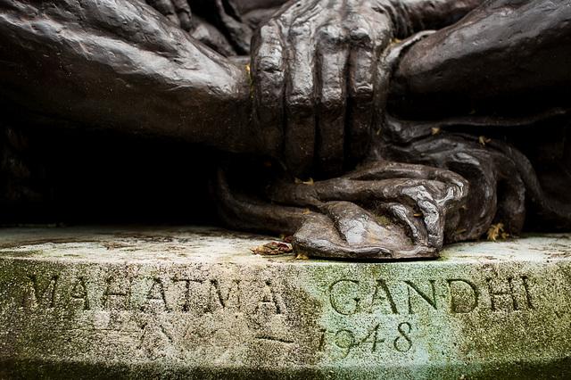 April 1st: Gandhi