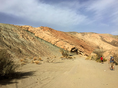 Calcite Mine Slot Canyon Hike (0689)