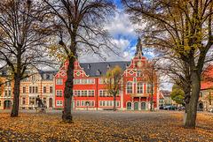 #4 - Arnstadt. Markt mit Rathaus. 201610