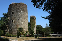 Ruines du Château de la Garnache
