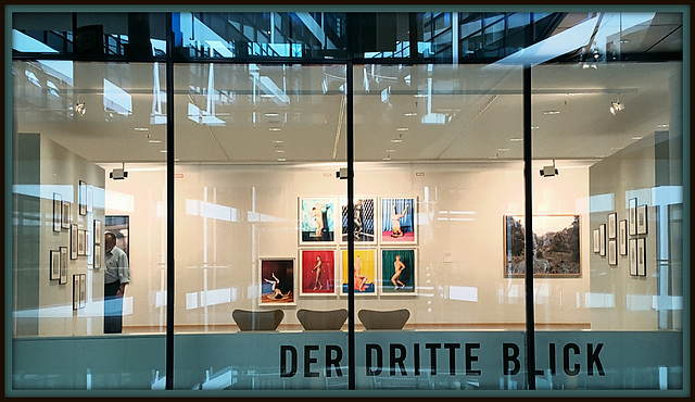 Berlin. Willy-Brandt-Haus. 201510