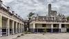 Castillo del Principe / 7 - the inner courtyard