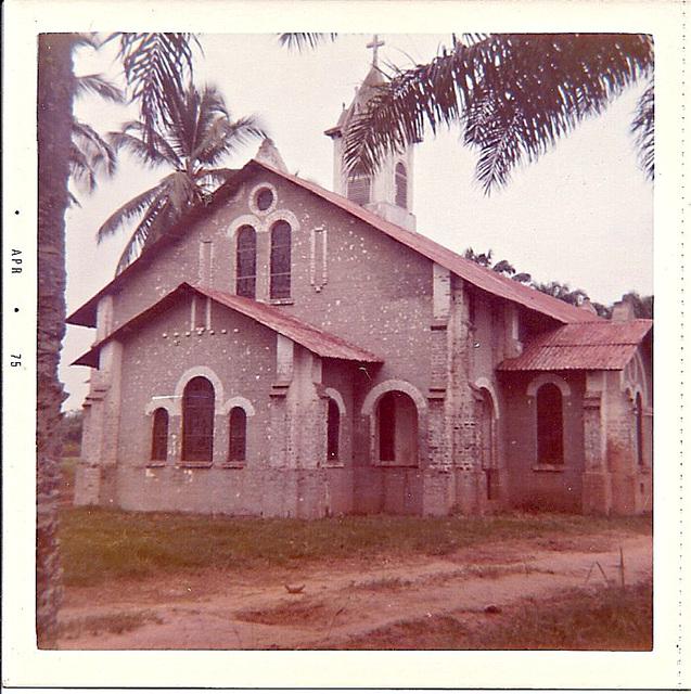 St. Hypolite, Catholic Mission of Bandundu
