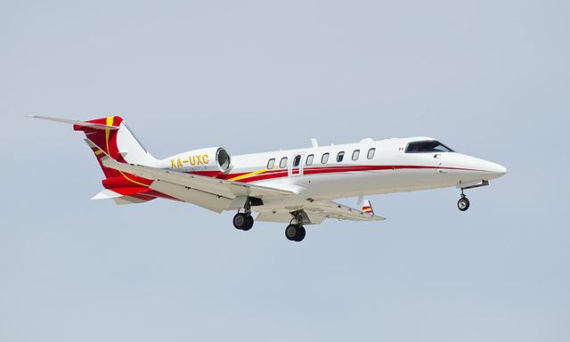 Gates LearJet 75 XA-UXC